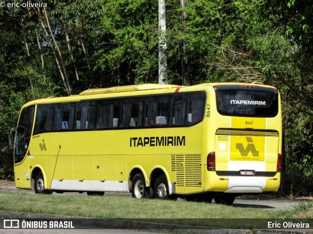 CE: Ônibus da Viação Itapemirim é interceptado na BR-403 por conta da Covid-19