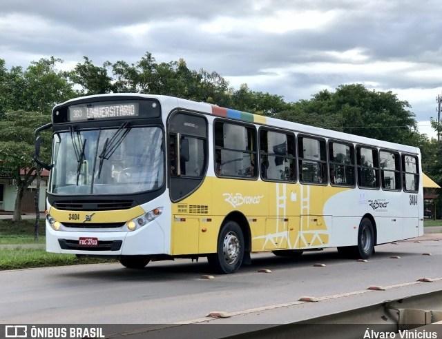 Ônibus acaba assaltado na noite deste sábado em Rio Branco