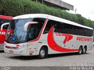 Viação Presidente volta realizar viagens entre Ipatinga e Belo Horizonte