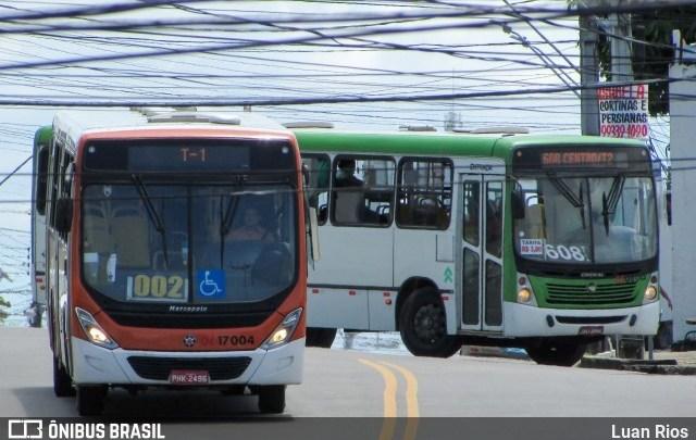 Prefeito de Manaus determina que ônibus só poderão circular na cidade com passageiros sentados