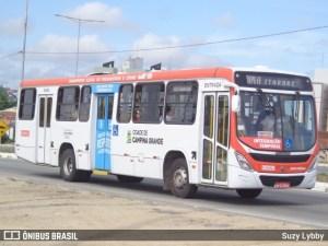 Campina Grande: Empresas de ônibus suspendem contratos de 700 funcionários