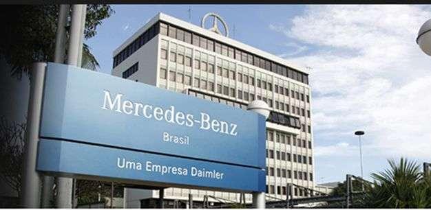 SP: Mercedes-Benz constrói ambulatório de campanha dentro da fábrica em São Bernardo do Campo