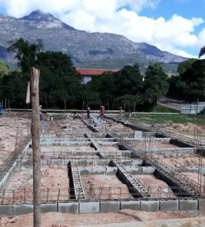 MG: Prefeitura de Catas Altas inicia construção da rodoviária  e da sede da Guarda Municipal