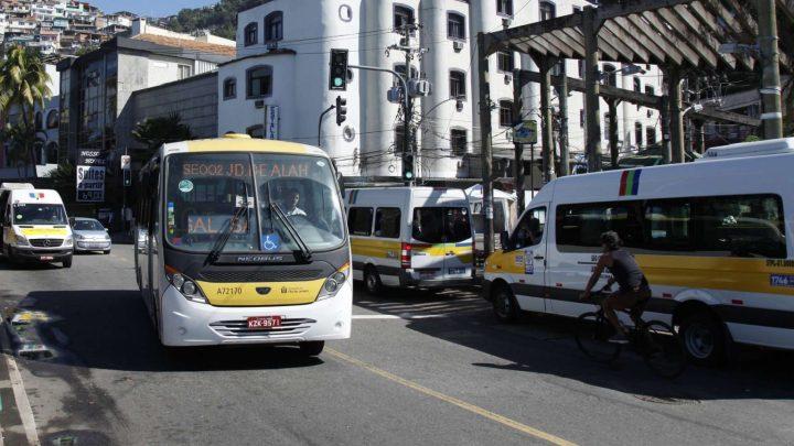Prefeitura do Rio divulga relatório de impacto do isolamento social no tráfego da cidade