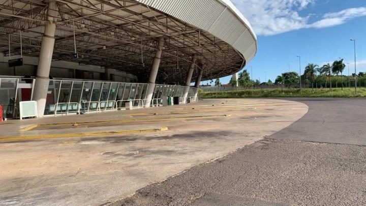 Rodoviária de Campo Grande seguirá fechada até o dia 28 de abril