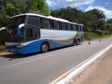 CE: Ônibus pirata é interceptado ao tentar entrar na cidade do Crato