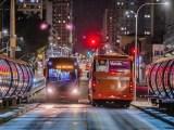 Curitiba usará 80% da frota de ônibus a partir de segunda-feira com a reabertura do comércio
