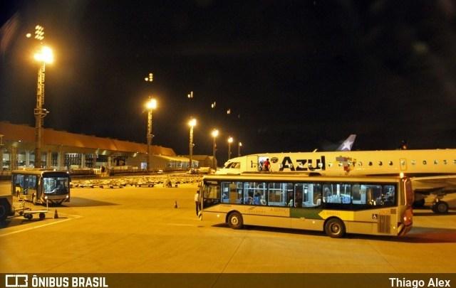 Anac divulga novas recomendações para serviço de bordo em voos e nos ônibus dos aeroportos