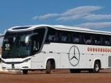 Mercedes-Benz e Mascarello produzem ônibus de mais segurança para as rotas do Equador