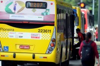 DF: Passageiros sem máscaras serão proibidos de usar o transporte coletivo