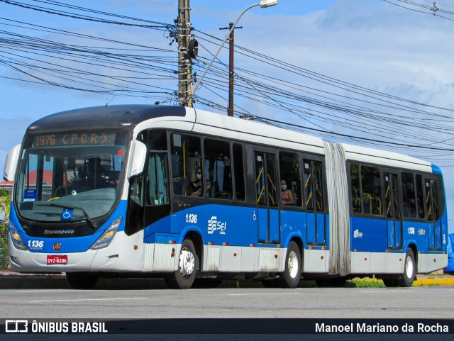 Grande Recife distribui máscaras de tecido aos usuários do transporte público de passageiros