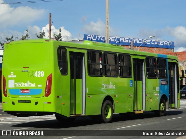 PI: Paralisação dos Rodoviários de Teresina complica a circulação de passageiros