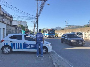 Rio: Prefeitura aplica 15 multas por irregularidades na circulação dos ônibus
