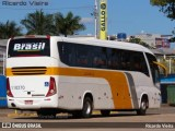 Polícia intercepta ônibus da Trans Brasil no interior da Bahia neste domingo