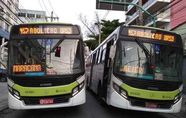 Rio: Centenas de rodoviários seguem com a Covid-19, alerta sindicato