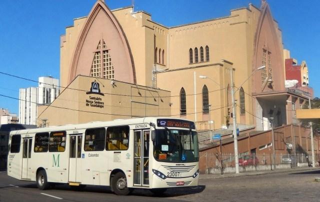 Curitiba: MP recomenda à Comec medidas para a segurança no transporte coletivo