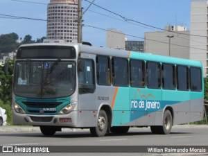 RJ: Witzel determina que passageiros de ônibus intermunicipais são obrigados a usar máscaras