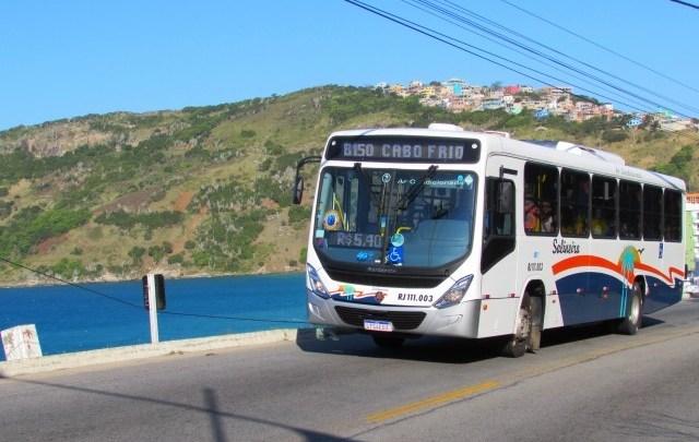 RJ: Auto Viação Salineira altera linhas em Cabo Frio e em São Pedro da Aldeia