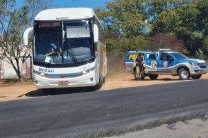 Justiça Federal determina multa a Polícia da Bahia caso  venha realizar futuras apreensões aos ônibus da Trans Brasil