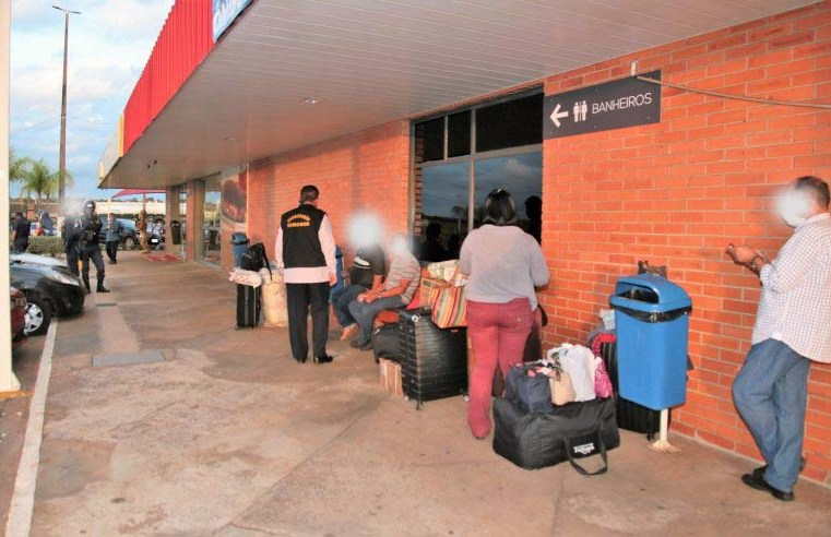 MS: Prefeitura de Campo Grande fecha local que embarcava passageiros de forma clandestina