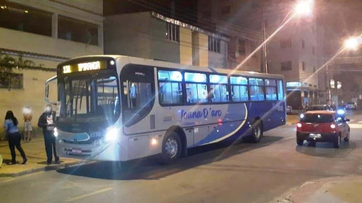 ES: Colatina registra dois assaltos a ônibus em menos de 24 horas