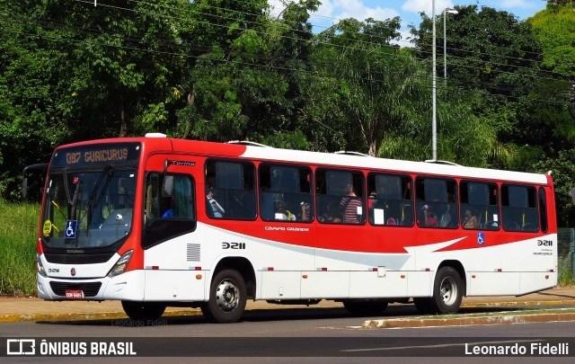 Campo Grande: Ônibus circulam em esquema especial neste feriado e no próximo domingo