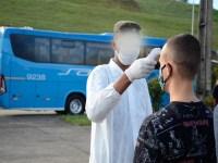 Resende: Academia Militar das Agulhas Negras suspende atividades e ônibus passam por inspeção