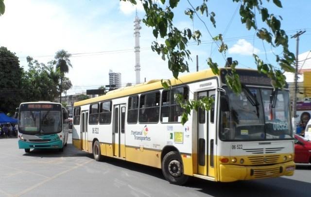 Polícia Militar prende homem por importunação sexual em ônibus de Cuiabá