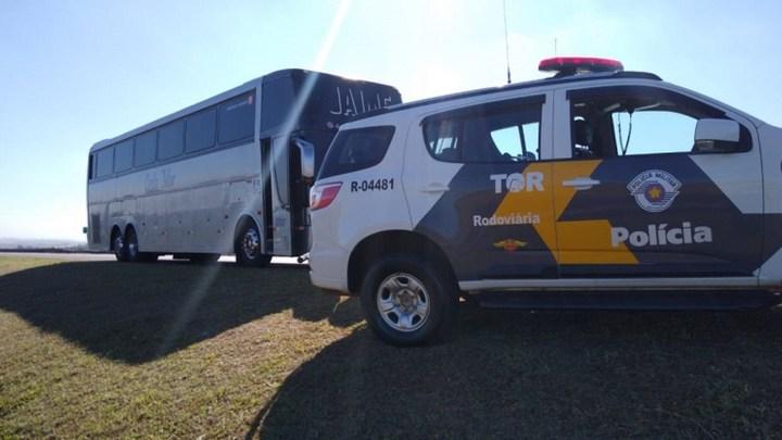 SP: Polícia Militar Rodoviária apreende aparelhos eletrônicos avaliados em R$ 330 mil em Santa Bárbara d'Oeste