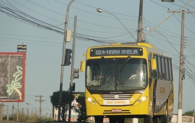 ES: Ônibus de São Mateus só podem circular com passageiros usando máscara