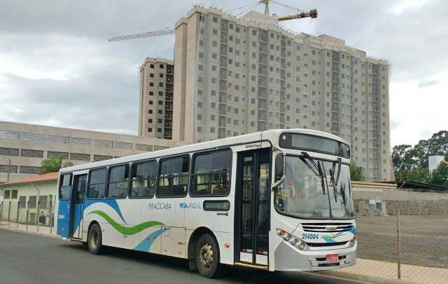 SP: Ônibus de Piracicaba seguem circulando lotados em meio a pandemia da Covid-19