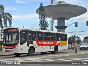 Varginha: Autotrans não respeita o decreto da prefeitura e se torna alvo de reclamações com ônibus lotados