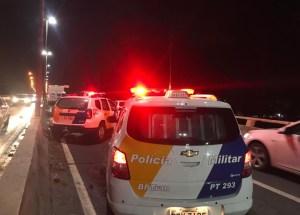 Grande Vitória: Morre suspeito de assalto a ônibus na Segunda Ponte