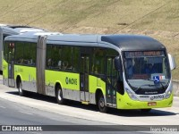 Estações de ônibus da Grande BH seguem mais cheias após flexibilização