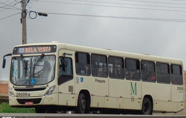 Piraquara: Motorista de ônibus acaba esfaqueado durante assalto