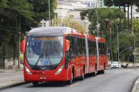 Curitiba: Urbs faz mapeamento do uso do transporte coletivo