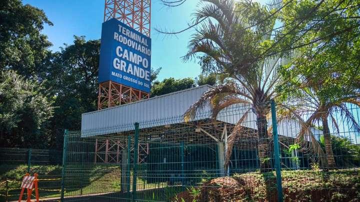 MS: Rodoviária de Campo Grande volta reabrir neste sábado 13 para viagens intermunicipais