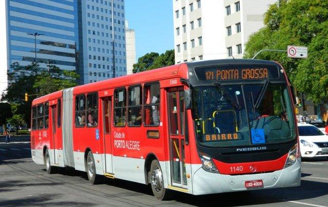 Porto Alegre: Funcionários da empresa Trevo realizam protesto nesta segunda-feira