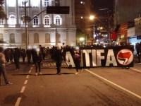 Vídeo: Manifestação em Curitiba deixa rastro de destruição inclusive no transporte