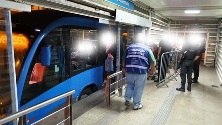 Prefeitura do Rio anuncia que ultrapassou a marca de 2 mil multas por irregularidades no BRT