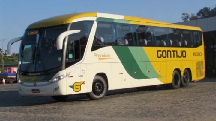 Vídeo: Mulher acaba atropelada por ônibus da Gontijo em Belo Horizonte