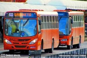 Projeto visa proibir a superlotação de ônibus em todo o estado do Paraná