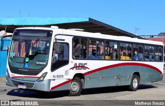 RJ: Homem é preso após assaltar ônibus em Niterói nesta madrugada