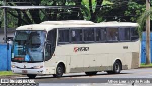Viação Kaissara retoma a operação de diversas linhas na região sudeste. Confira a lista