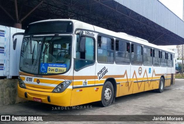 Porto Alegre disponibiliza nova faixa exclusiva para ônibus nesta quarta