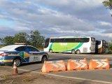 Fiscalização da ANTT apreende sete ônibus no sudoeste da Bahia nos últimos dias