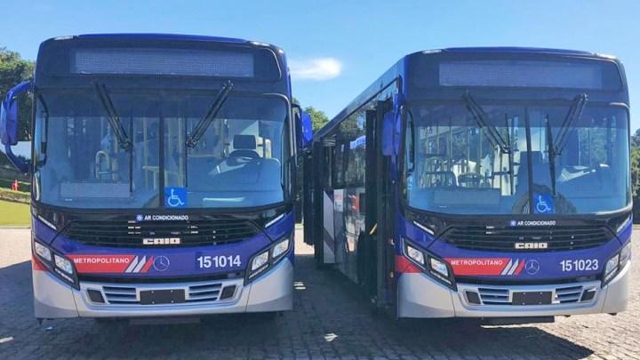SP: Viação Miracatiba renova com dez novos ônibus com ar condicionado