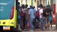 Ônibus de São Luís seguem circulando lotados durante a pandemia