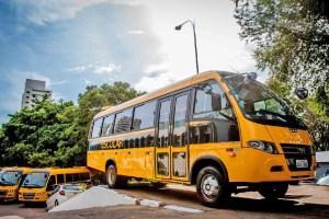 MT: Ônibus escolares e de fretamento turístico ficam isentos de pagar IPVA este ano