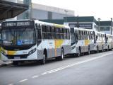 Guarulhos: Frota de ônibus se aproxima de 70% durante a pandemia da Covid-19, afirma prefeitura
